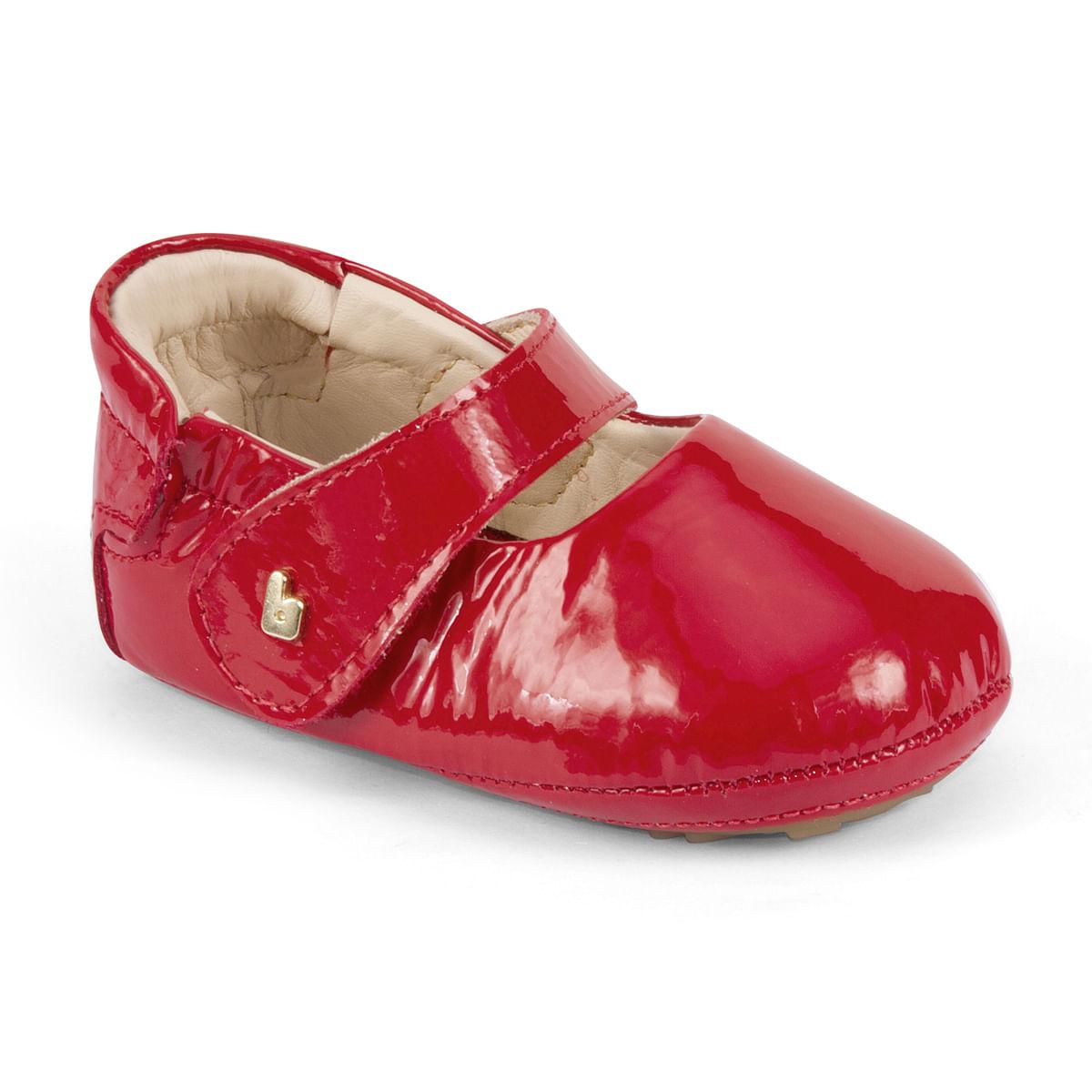 521876c72b Sapatilha Infantil Bibi Feminina Vermelha Verniz Afeto New 921284 ...