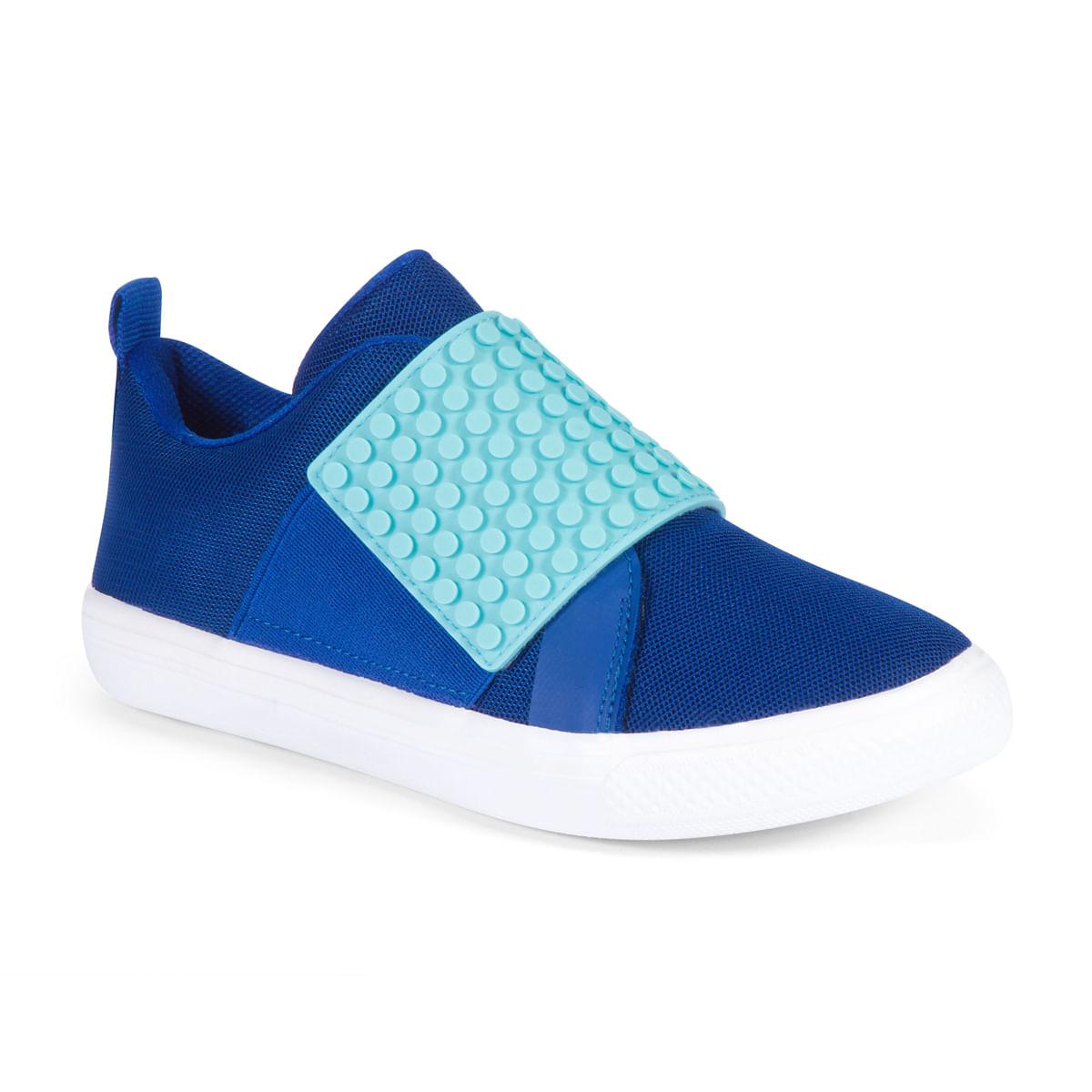 Tênis Infantil Masculino Azul Upixel 1075003 - Bibi Calçados 8aad1e19332c1