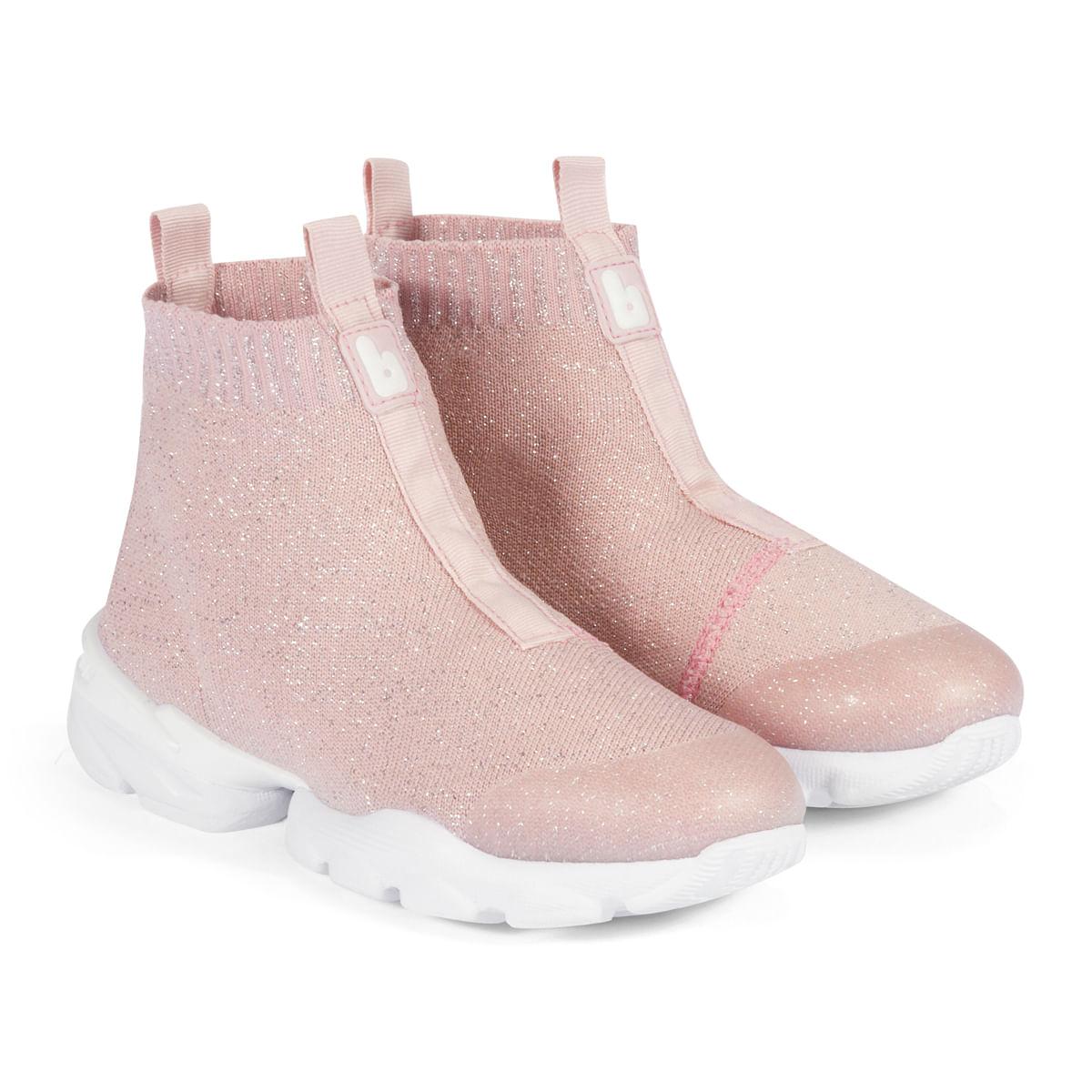 5ad7090d54 Tênis Infantil Bibi Feminino Rosa Drop 983121 - Bibi Calçados
