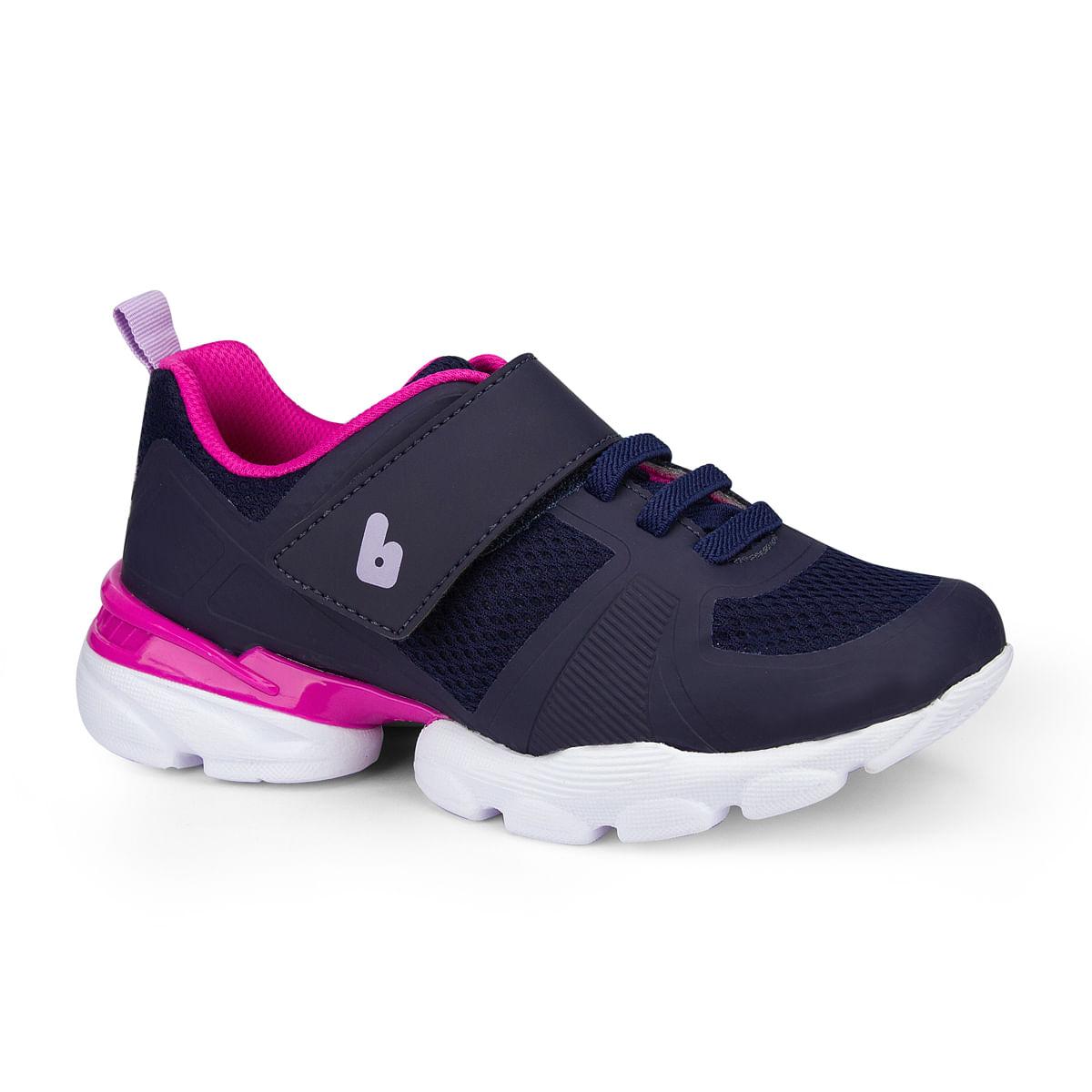 c9fa3dfb1c1 Tênis Infantil Bibi Feminino Rosa Drop New 983132 - Bibi Calçados