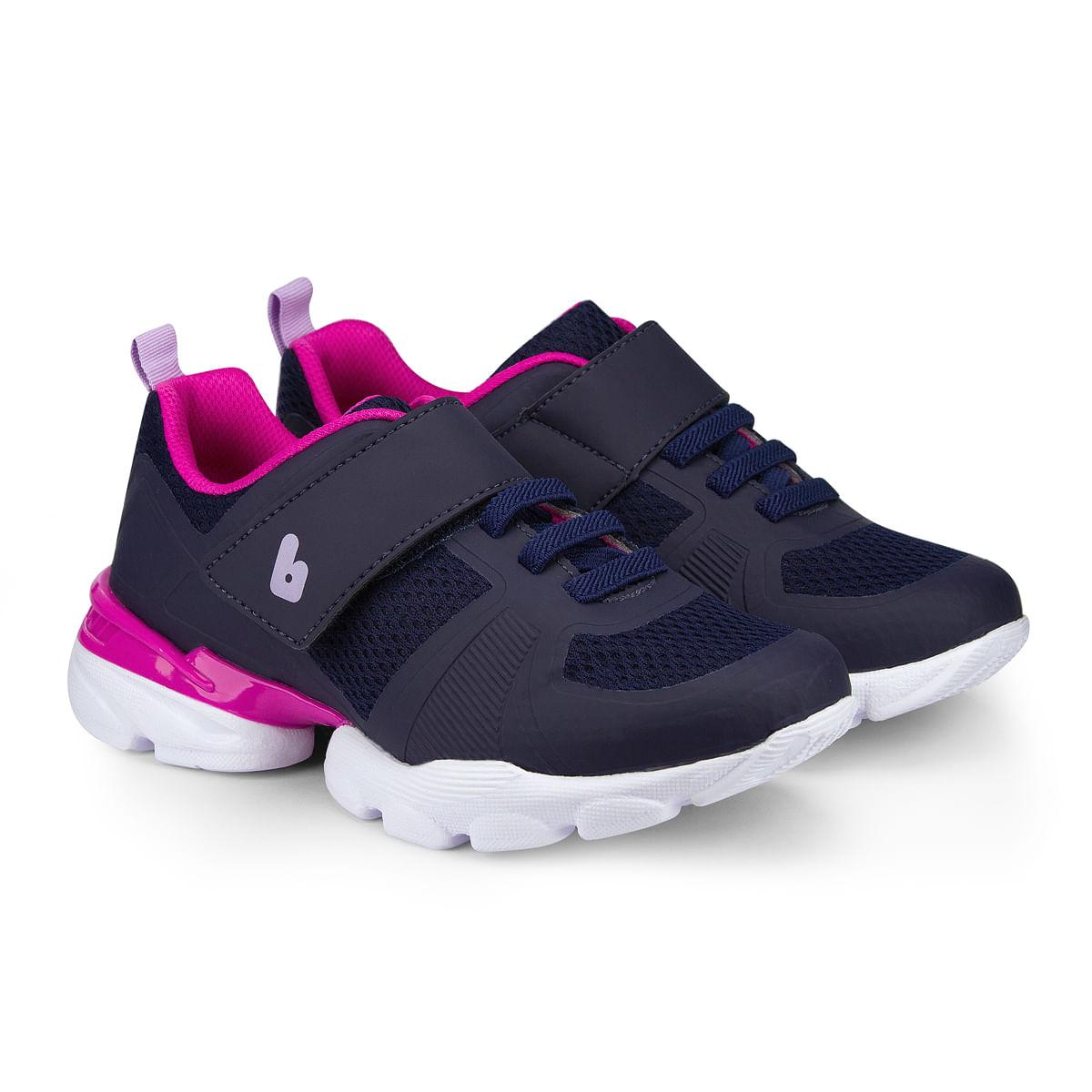 9ba430123a5 Tênis Infantil Bibi Feminino Rosa Drop New 983132 - Bibi Calçados