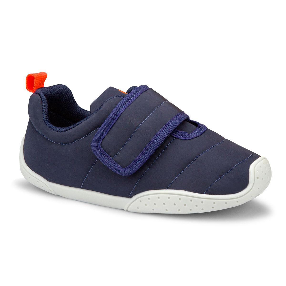 a8af465d4 Tênis Infantil Bibi Masculino Azul Fisioflex 1063093 - Bibi Calçados