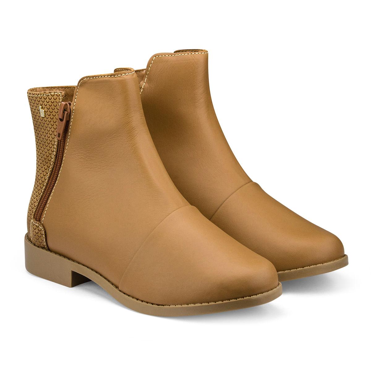 989df08f2a Bota Infantil Bibi Feminina Camel Classic Boots 1085011 - Bibi Calçados
