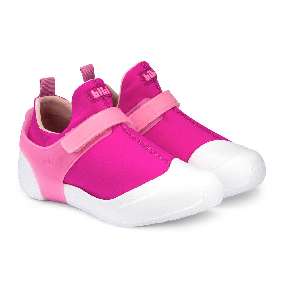 002aa47b47f Tênis Infantil Bibi Feminino Rosa 2WAY 1093005 - Bibi Calçados