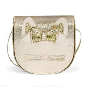 bolsa-infantil-feminina-dourada-gatinho-bibi-857166-1