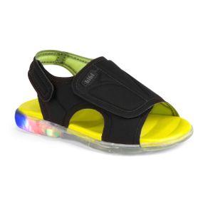 sandalia-infantil-masculino-preto-amarelo-flour-funny-light-
