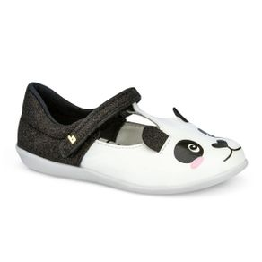 sapatilha-infantil-feminina-raimbow-mini-preto-branco-gliter