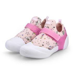 007eea19c Tênis Infantil Feminino Bibi Rosa Estampado 2Way 1093027