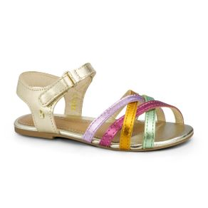 sandalia-infantil-feminina-mini-me-colorido-ouro-branco-bibi