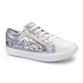 sapatilha-infantil-feminino-agility-iii-prata-gliter-branco-