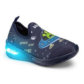 tenis-infantil-masculino-space-wave-estampado-fun-space-bibi